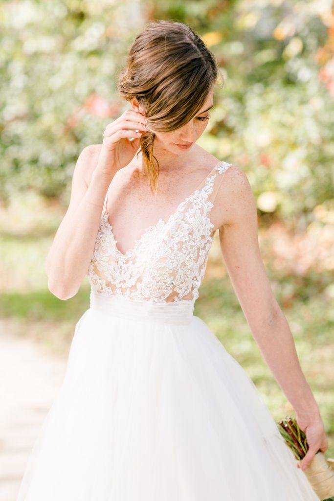 Grace + Ivory Gemma dress