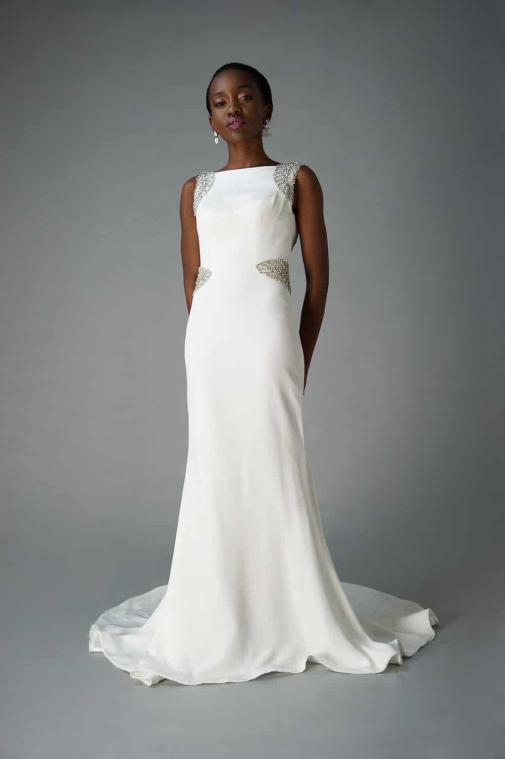 Grace + Ivory Elise Dress