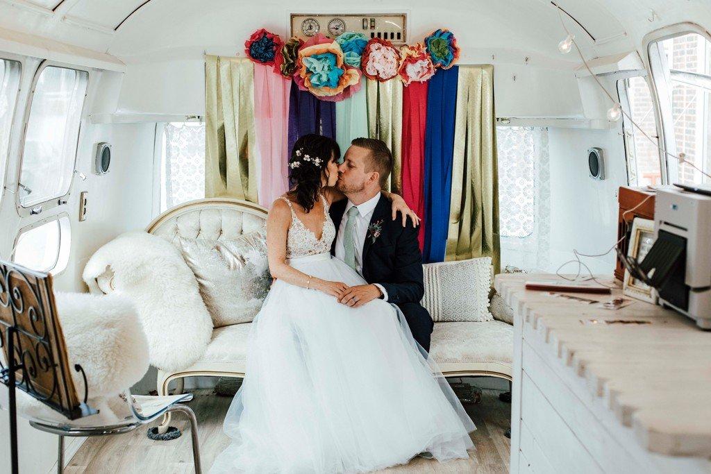 Kansas City The Big Fake Wedding Grace and Ivory Gemma Dress