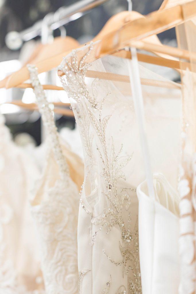 Grace + Ivory Custom Wedding Dresses, Stefanie Kamerman Photography