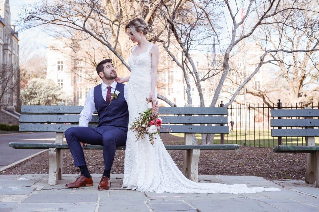 city wedding - Madison dress