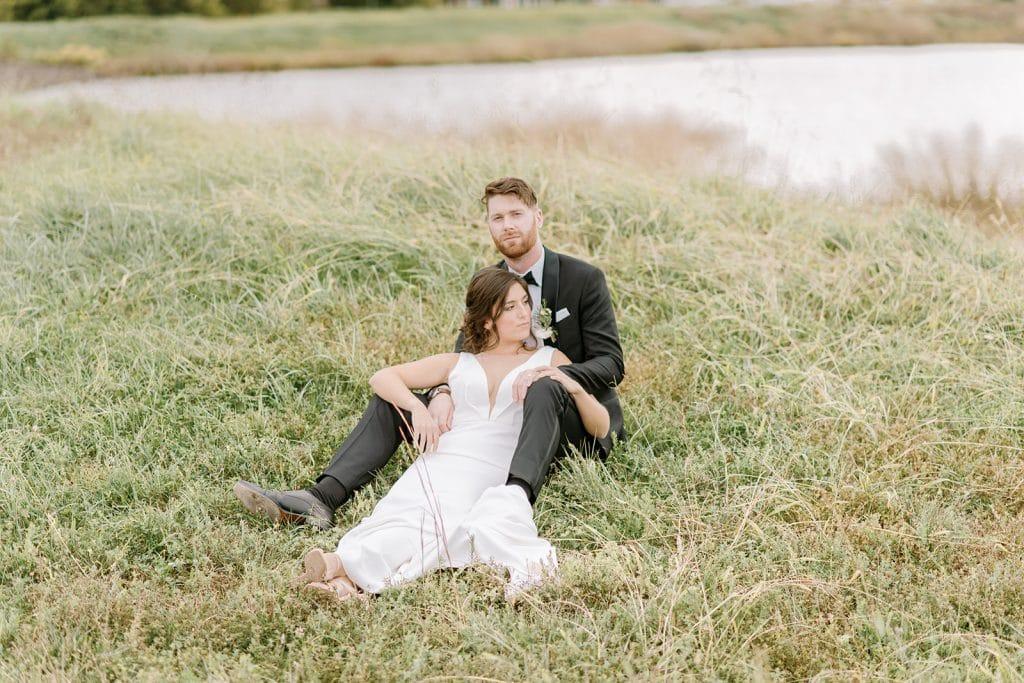 outdoor wedding - Tabitha dress