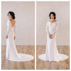 Salcia Wedding Dress