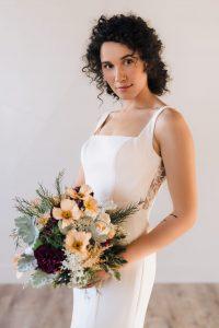 Jessie Wedding Dress from Grace+Ivory