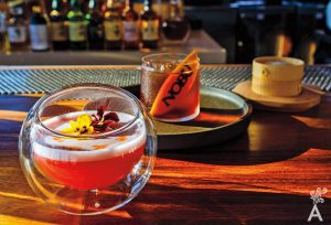 Nobu Chicago Cocktails for your Bachelorette Party